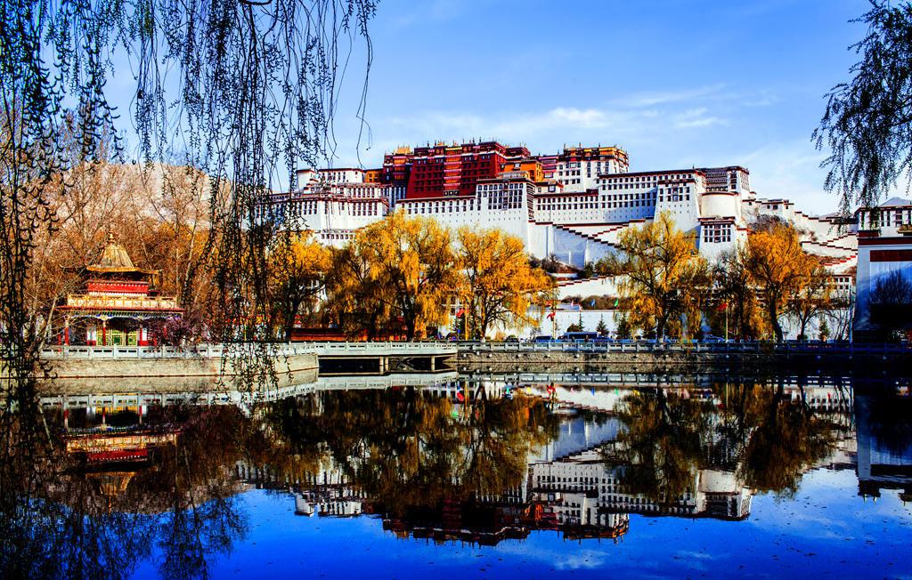 Tibetan Cultural Heritage Potala Palace