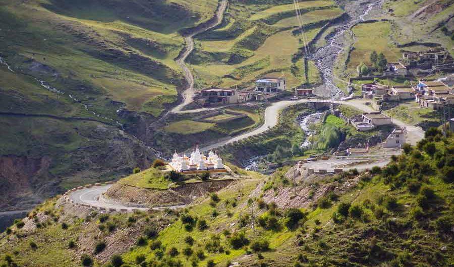 Tibet ecosystem is good