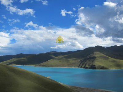 Yamdrok Lake,Pilgrimage tour