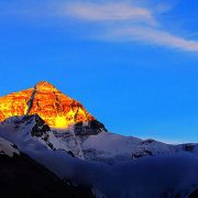 Top Tibet Tourists Attractions:Everest Base Camp