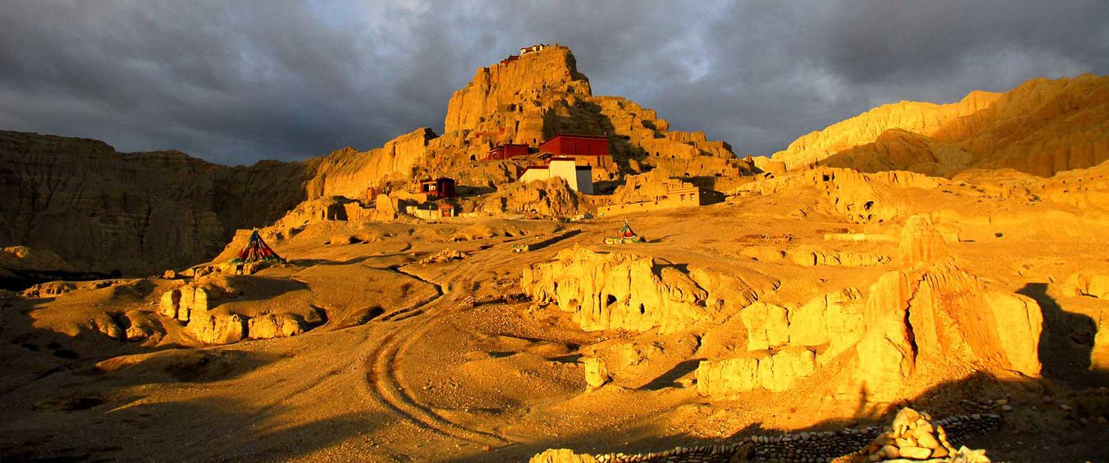 Guge Kingdom,Tibet trip