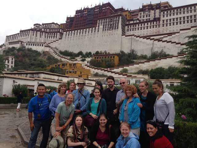 Potala Palace Attraction Tour