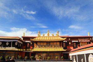 Jokhang-Temple,Lhasa city tour
