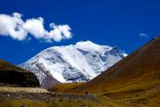 Karola Glacier, Tibet attraction