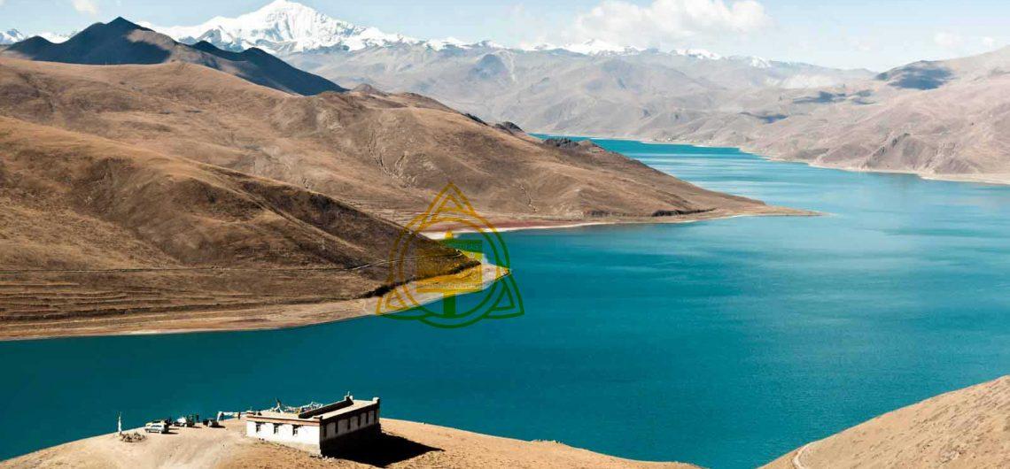 Tibet Shannan Highlight Attraction Lake Yamdrok