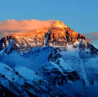 Mount Everest , highlight Tibet tour