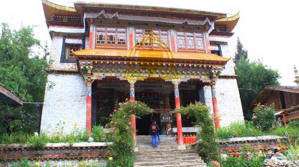 Tsodzong Monastery