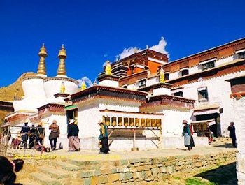 Yungdrungling Monastery