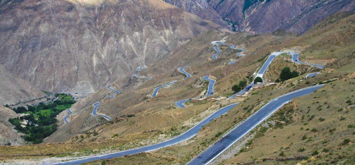 Sichuan/Yunnan-Tibet overland