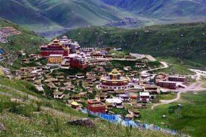 Dzogchen Monastery Nyingmapa Six Main Monasteries