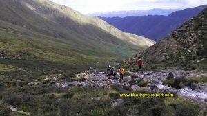 Ganden Samye trekking Tsotuo-chu Valley