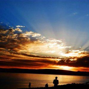 Holy Namtso Lake