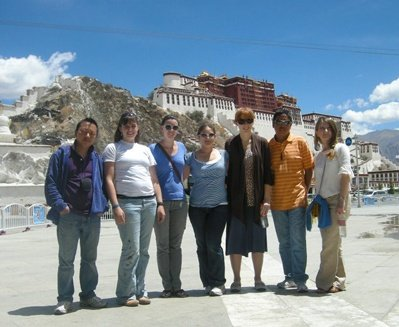 Lhasa Group Travel-4 Days Lhasa Group Tour