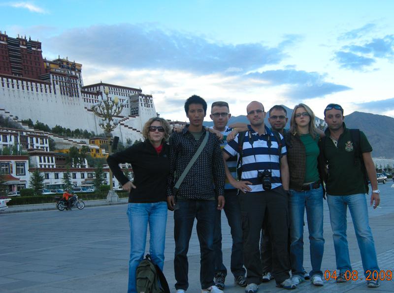 Lhasa Group Trip-2 Days Low Season Lhasa Group Tour