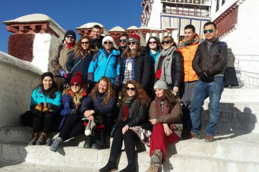Small Size Tibet Group Tours