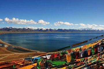 Enjoy the Tibet Holy Namtso Lake Tour