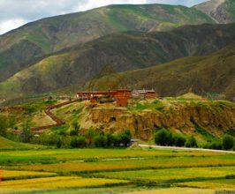 Tibet-Shannan-Attraction-Chongye-Burial-Mounds