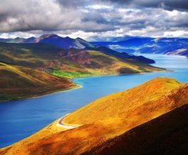 Tibet-Shannan-Attraction-Yamdrok-Lake