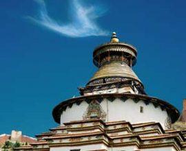 Tibet-Shigatse-Attraction-Pelkhor-Monastery-Kumbum-Stupa