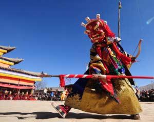 Tibet Universal Prayers Festival