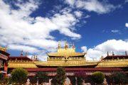Jokhang Temple, Tibetan landscape