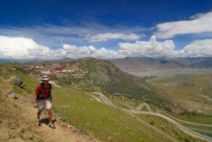 Top 9 Popular Tibet Trekking Trails-Ganden-Samye-trekking