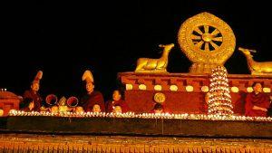 Tsongkhapa Butter Lamp Festival