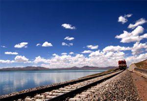 Xian-Tibet railway tour