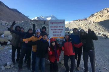 10 days Safe Tibet Everest Group Tour Program
