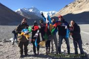 Everest Tour 2017-EBC group travel