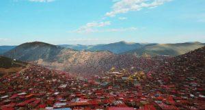 Seda Monastery Overall View