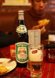 Tibetan Daily Life, Drink Lhasa Beer