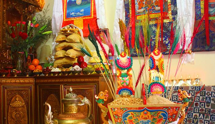Tibetan New Year 2017-Tibet Losar Festival