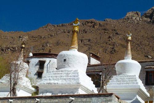 1 Day Pabongka Sera Trekking Tour-Pabongka Monastery
