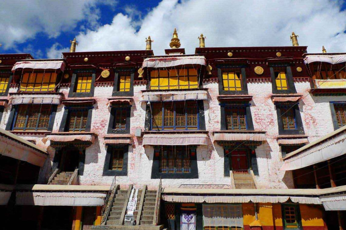 Drepung Monastery, Tibet Attraction