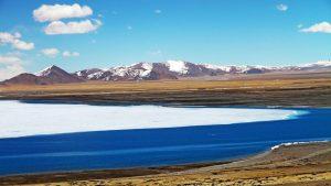 Peiku-tso Lake