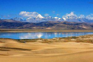 Tibet Zhongba Earthquake, Zhongba scenery
