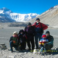 Mount Everest Tour 2017