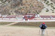 Tsurphu-Yangpachen-scenery Trekking
