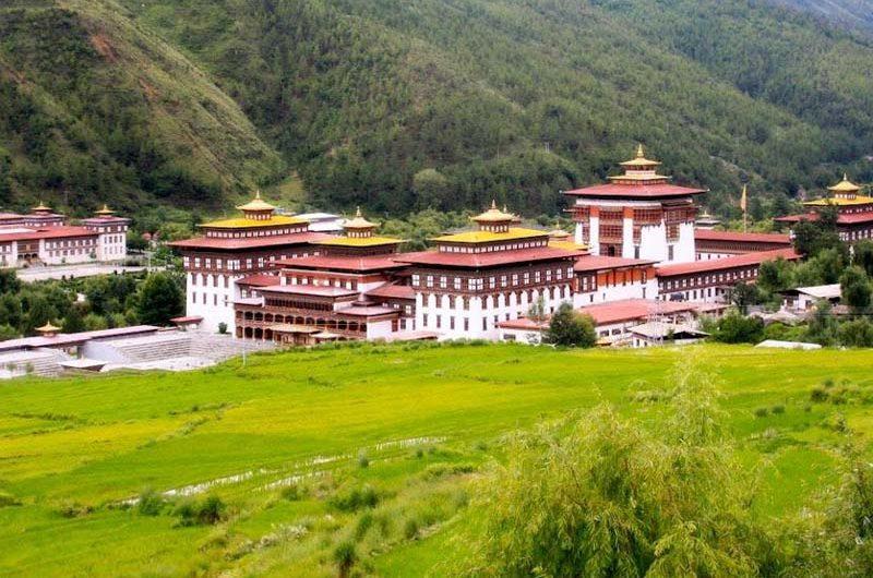 how to travel from mumbai to bhutan