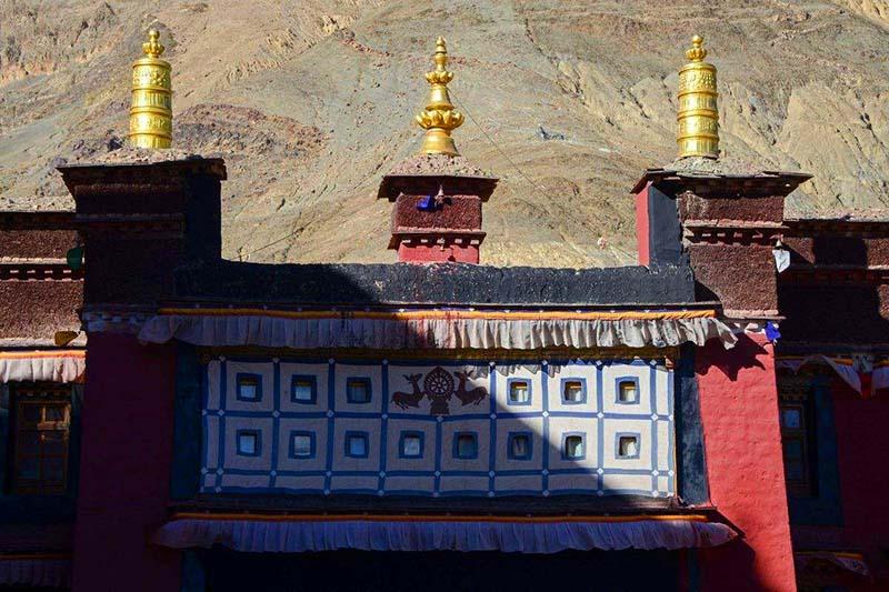 sakya monastery tibet