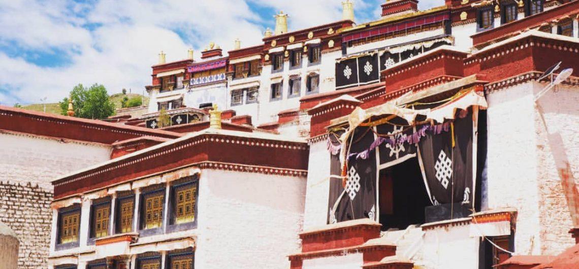 Trekking Tibet-Ganden to Samye Monastery