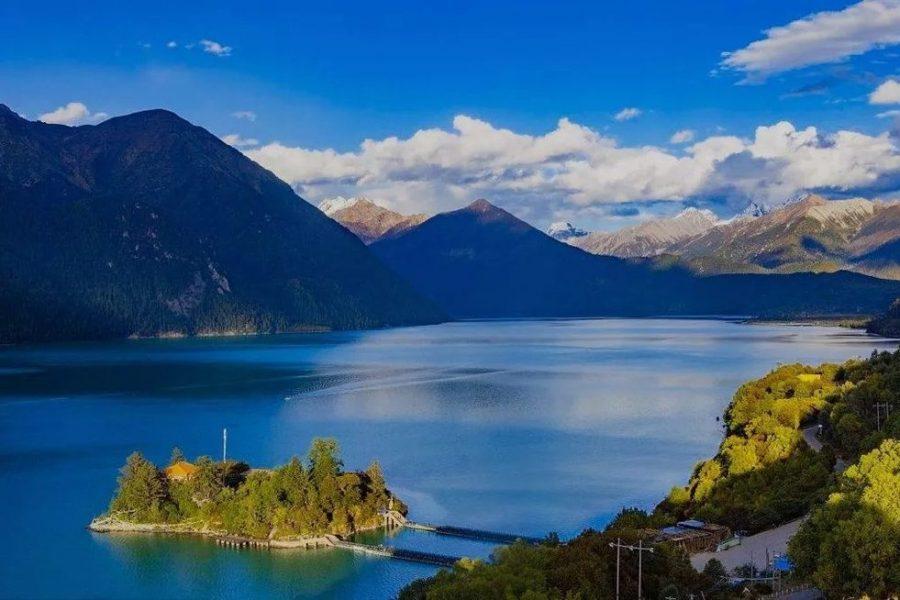 Lake Draksumtso - Nyingchi Tibet Tour